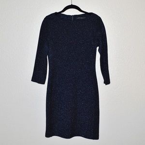 Sparkly Blue Zara Dress